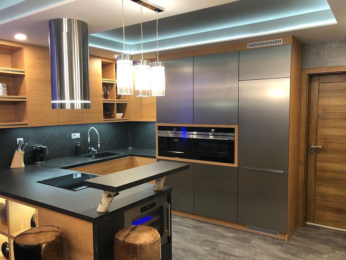 Byt 3kk - kuchyňský kout