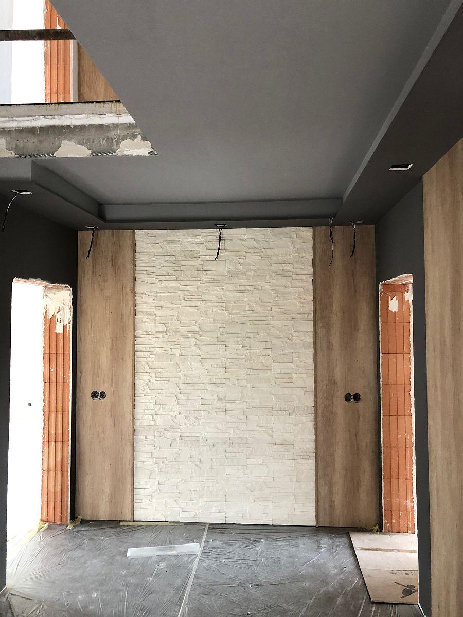 Byty Boží Dar - dokončení společných prostorů