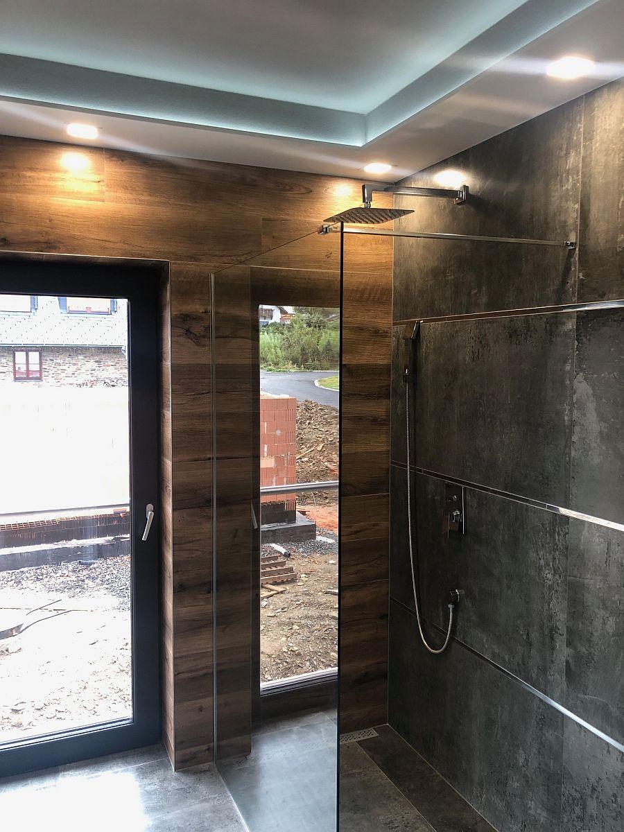 Konečná podoba bytu - koupelna
