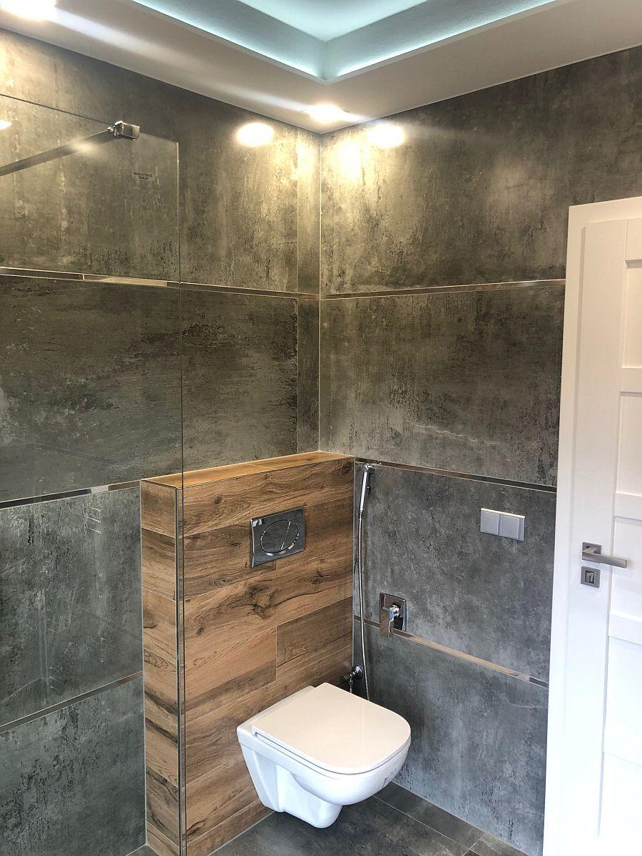 Konečná podoba bytu - WC