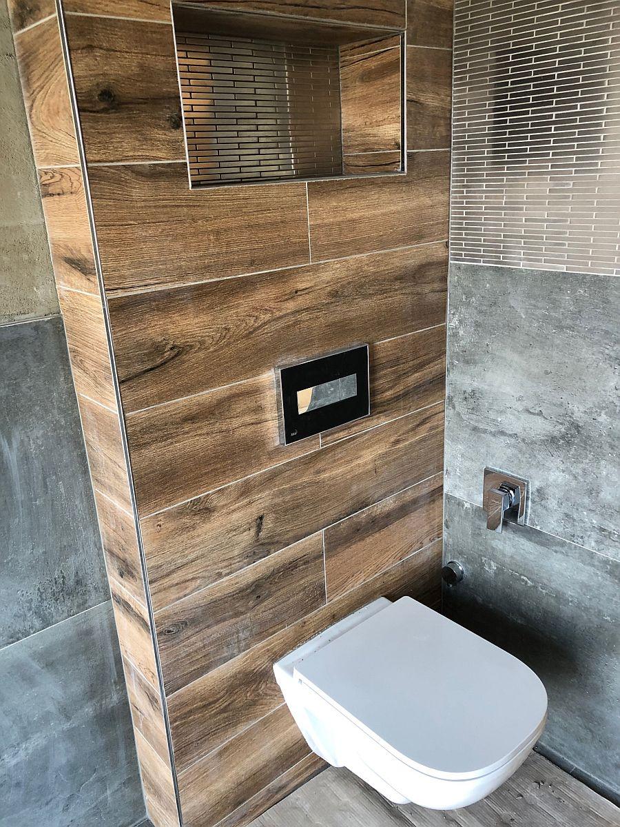 Byty Boží Dar - dokončování koupelny a WC