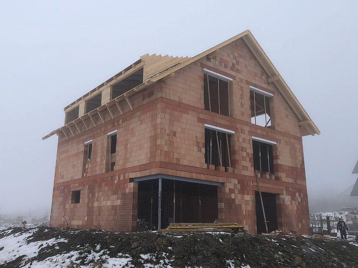 Byty Boží Dar - Střecha 3