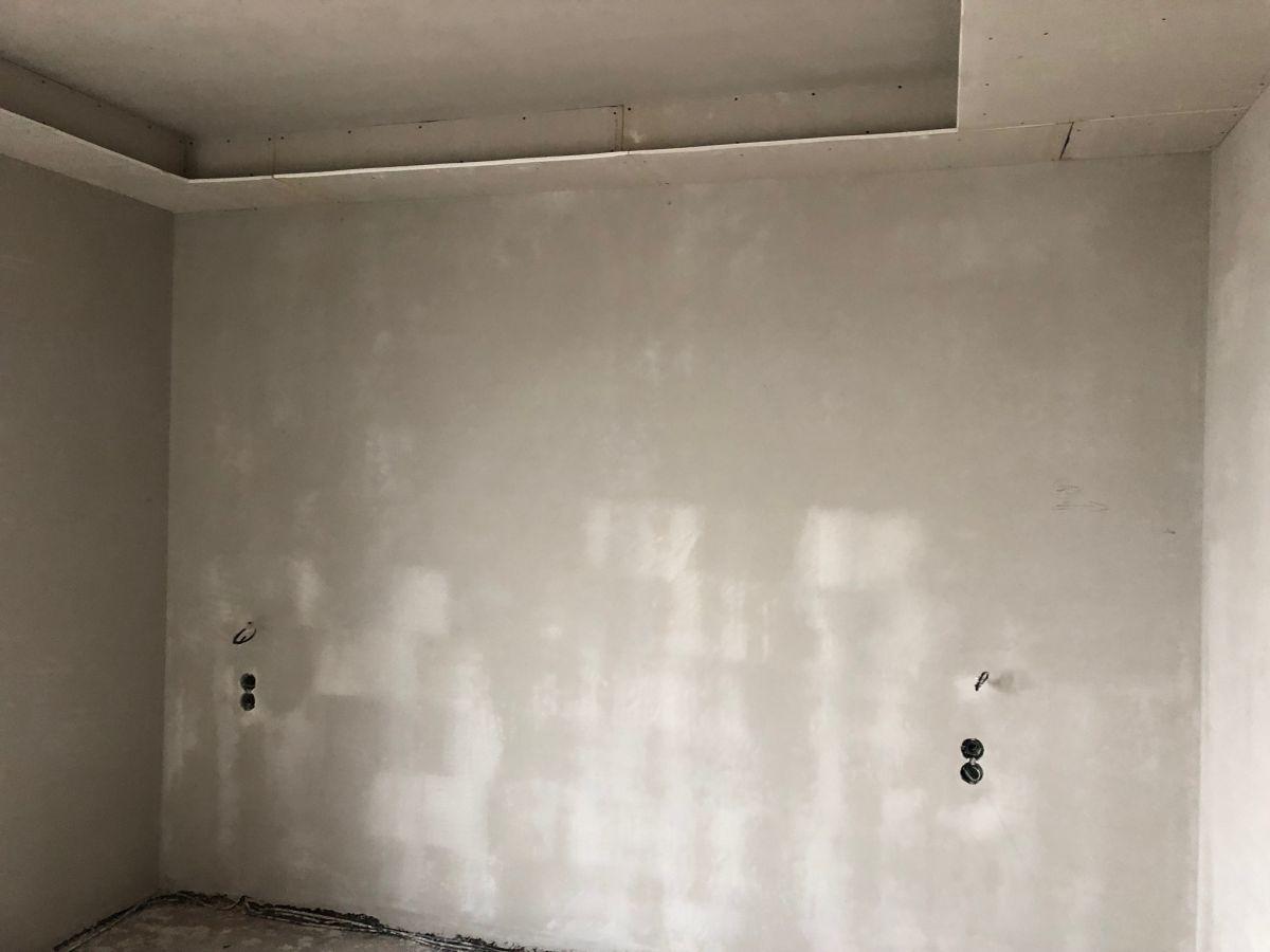 Dokončovací práce interiéru na Božím Daru 2