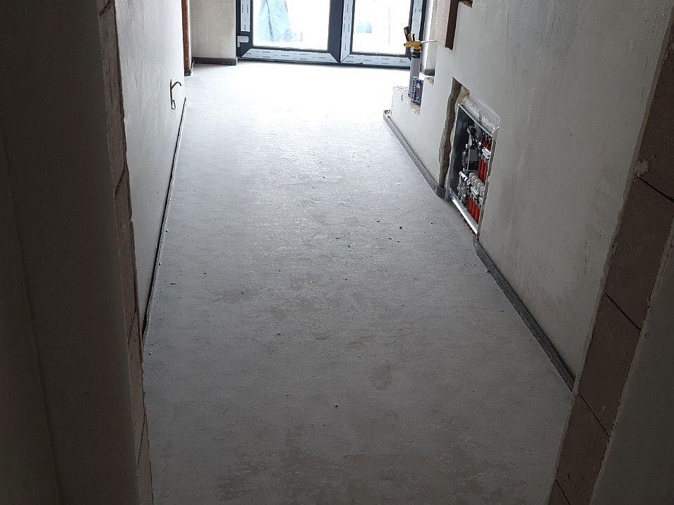 Kompletní hotové podlahy - Anhydrit