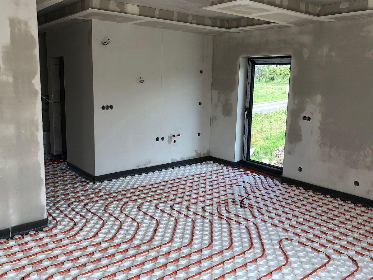 Podlahové topení - moderní způsob pokládání 2
