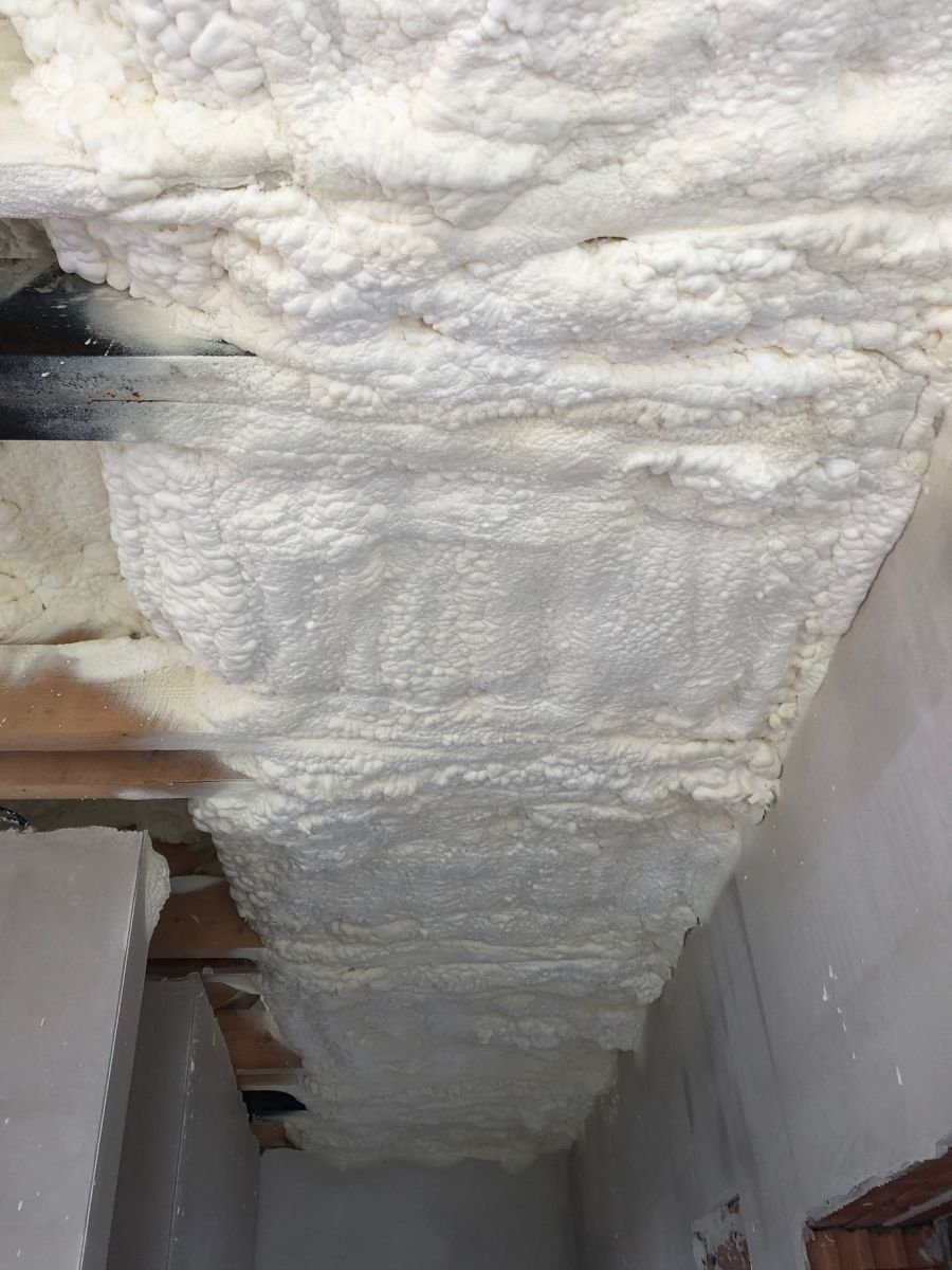 Zateplení střechy 2