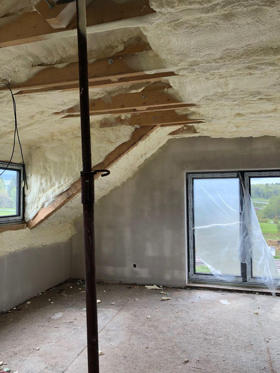 Zateplení střechy 3