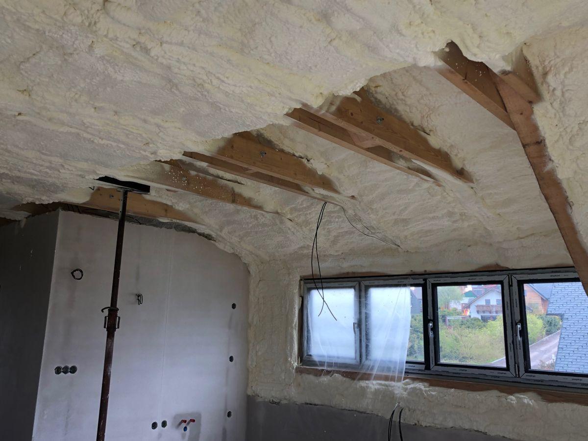 Zateplení střechy 4