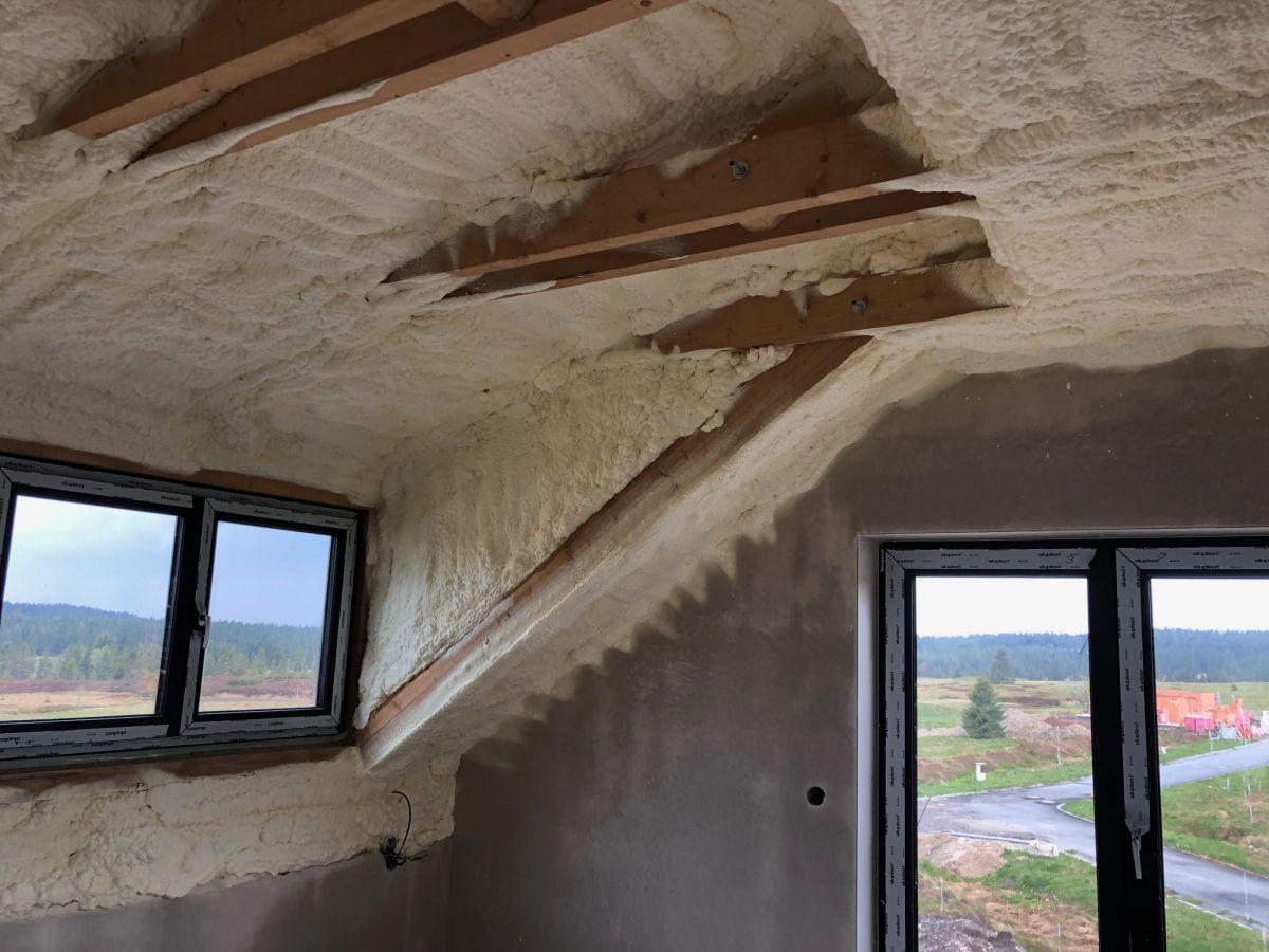 Zateplení střechy 5